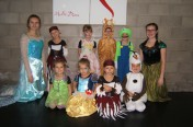 Halloween Pré-ballet